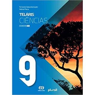 Livro - Projeto Telaris Ciências - 9 Ano - Gewandsznajder - Ática