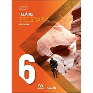 Livro - Projeto Telaris Geografia - 6 Ano - Vesentini