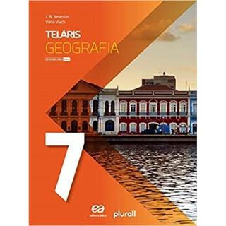 Livro - Projeto Telaris Geografia - 7 Ano - Vesentini