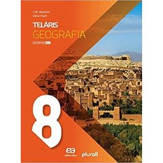 Livro - Projeto Telaris Geografia - 8 Ano - Vesentini