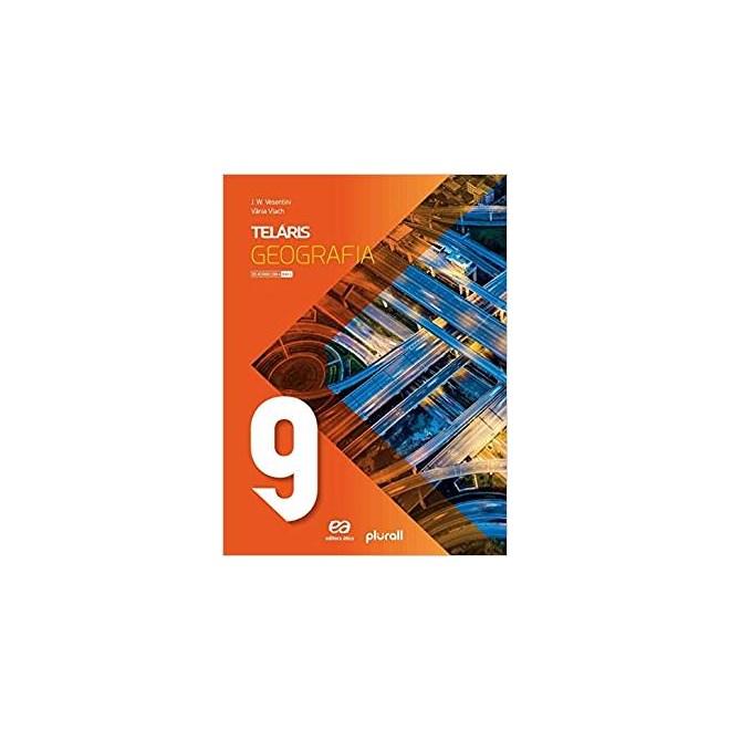 Livro - Projeto Telaris Geografia - 9 Ano - Vesentini