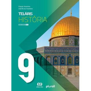 Livro - Projeto Teláris História - 9 Ano - Vicentino