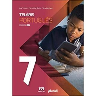 Livro - Projeto Telaris Língua Portuguesa - 7 Ano - Trinconi