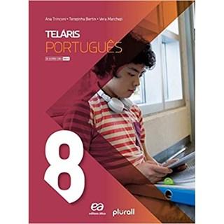 Livro - Projeto Telaris Língua Portuguesa - 8 Ano - Trinconi