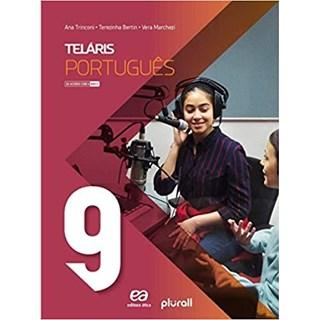 Livro - Projeto Telaris Língua Portuguesa - 9 Ano - Trinconi