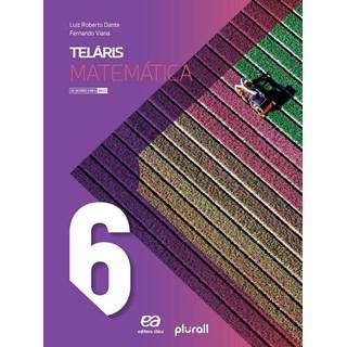 Livro - Projeto Teláris Matemática (2 vol) - 6 Ano - Dante