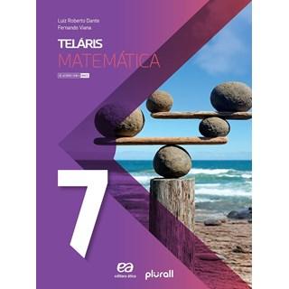 Livro - Projeto Teláris Matemática (2 vol) - 7 Ano  - Dante