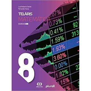 Livro - Projeto Teláris Matemática (2 vol) - 8 Ano - Dante