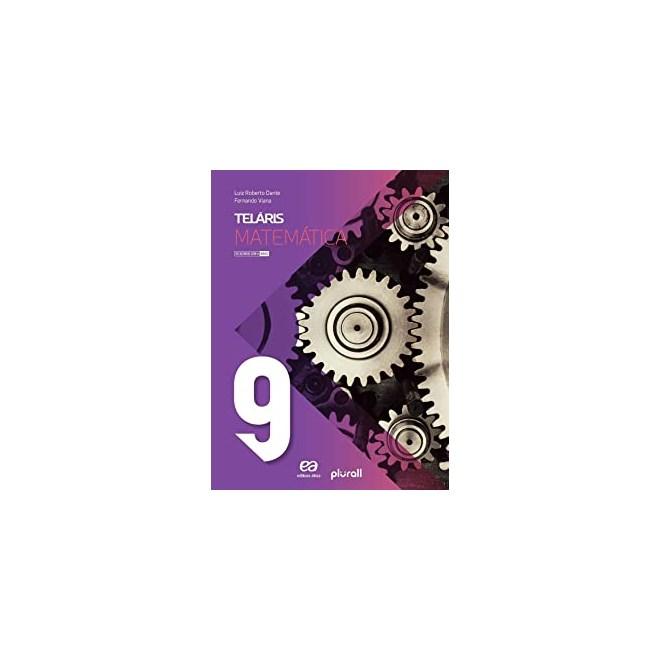 Livro - Projeto Teláris Matemática (2Vol) - 9 Ano - Dante