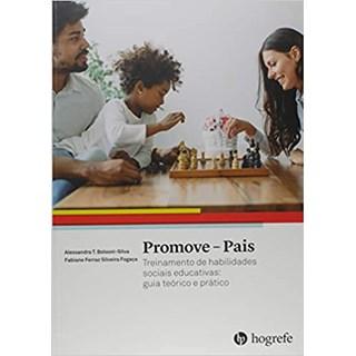 Livro - Promove-pais - Siva - Hogrefe