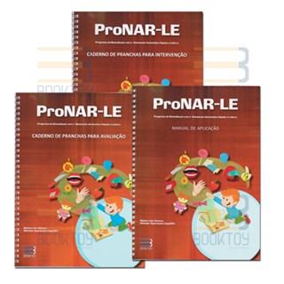 Livro - PRONAR-LE Programa de Remediação com a Nomeação Automática Rápida e Leitura - Santos