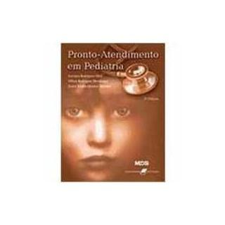 Livro - Pronto-Atendimento em Pediatria - Luciana Silva