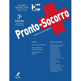 Livro - Pronto Socorro - Martins - Hospital de Clínicas - USP