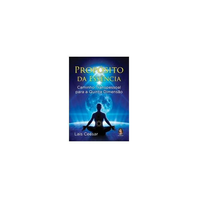 Livro - Proposito da essência - Ceesar 1º edição