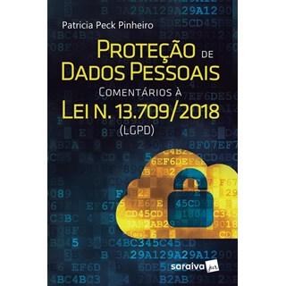 Livro - Proteção De Dados Pessoais - Pinheiro