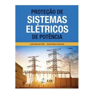 Livro - Proteção de Sistemas Elétricos de Potência - Mamede - LTC