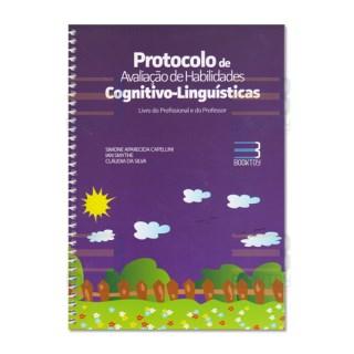 Livro - Protocolo de Avaliação de Habilidades Cognitivo - Linguísticas - Capellini