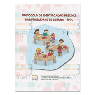 Livro - Protocolo de Identificação Precoce e dos Problemas de Leitura - Capellini