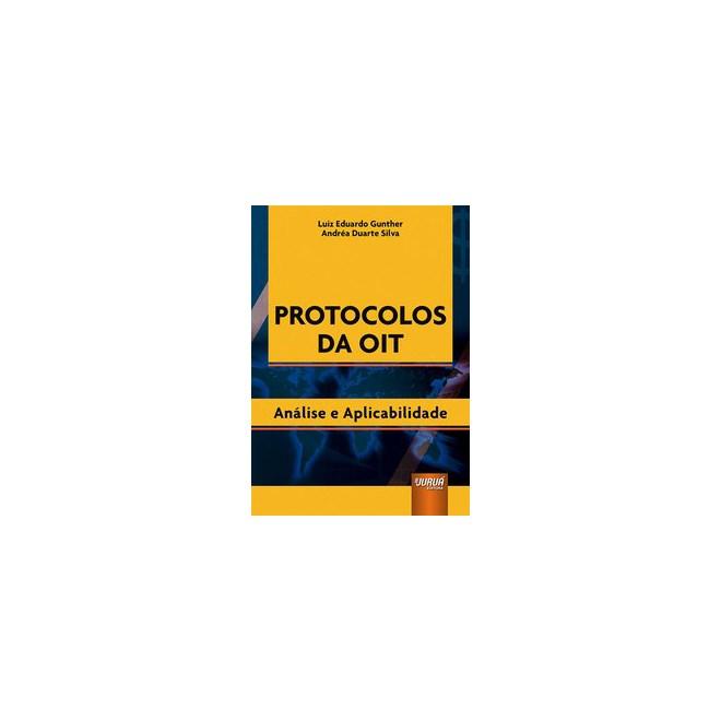 Livro - Protocolos da OIT - Gunther 1º edição