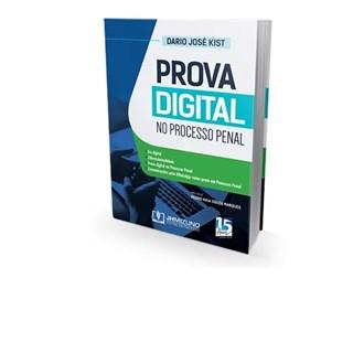 Livro - Prova Digital no Processo Penal - Kist