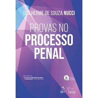 Livro - Provas no Processo Penal - Nucci