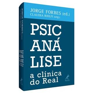 Livro - Psicanálise A Clínica do Real - Forbes