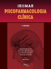 Livro Psicofarmacologia Clinica Irismar