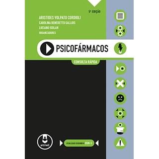 Livro - Psicofármacos Consulta Rápida - Cordioli- Edição 2015 - Segundo o DSM-V