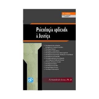 Livro - Psicologia Aplicada à Justiça - Jesus