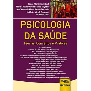 Livro - Psicologia da Saúde - Domingos - Juruá