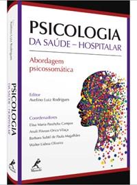 Livro Psicologia da Saude Hospitalar Rodrigues