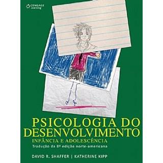 Livro - Psicologia do Desenvolvimento - Shaffer