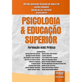 Livro - Psicologia & Educação Superior - Ferrarini - Juruá