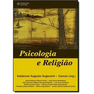 Livro - Psicologia e Religião - Angerami-Camon***