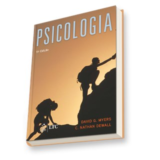 Livro - Psicologia - Myers 11ª edição