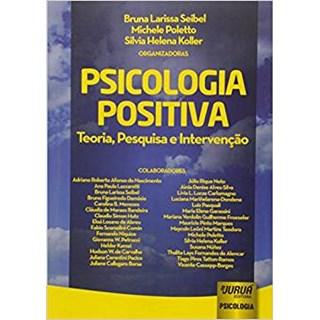 Livro - Psicologia Positiva -  - Juruá