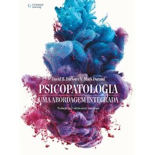 Livro - Psicopatologia Uma Abordagem Integrada - Barlow
