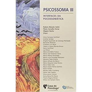 Livro - Psicossoma III - Ferraz - Pearson