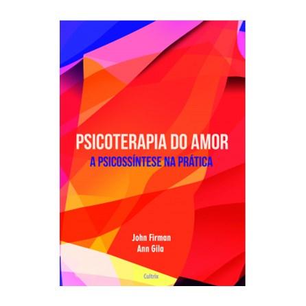Livro - Psicoterapia do Amor - Firman