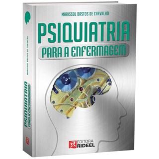 Livro - Psiquiatria para a enfermagem - Carvalho