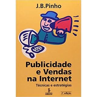 Livro - Publicidade e Vendas na Internet - Pinho - Summus