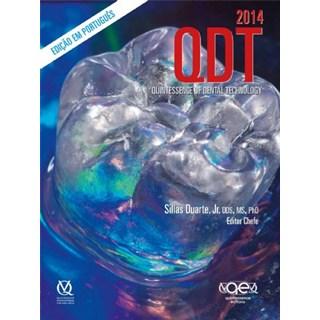Livro - QDT 2014 - Quintessence of Dental Technoilogy - Edição em Portugues - Duarte