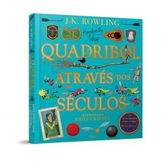 Livro Quadribol Através Dos Séculos - Rowling - Rocco