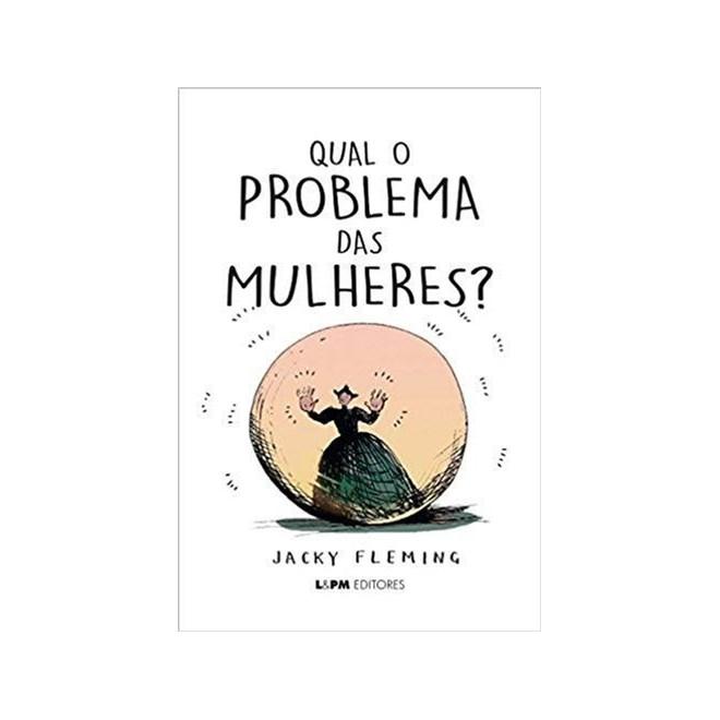 Livro - Qual o Problema das Mulheres - Fleming