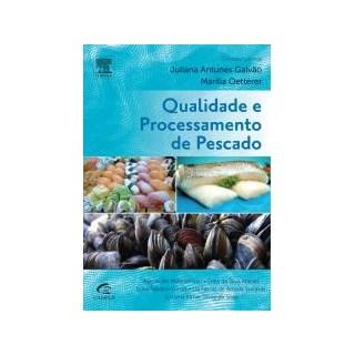 Livro - Qualidade e Processamento de Pescado - Galvão
