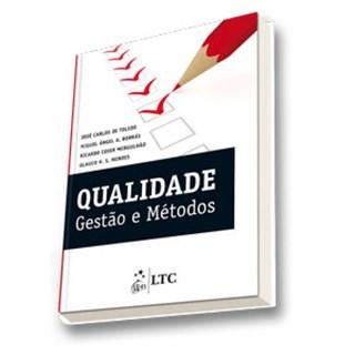 Livro - Qualidade - Gestão e Métodos - Toledo