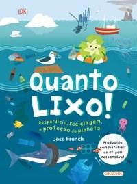 Livro Quanto lixo! French 1º edicao