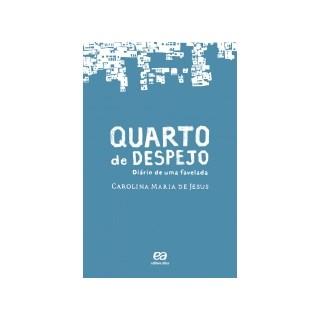 Livro - Quarto de Despejo - Diário de uma Favelada - Jesus
