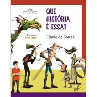 Livro - Que História é Essa? - Souza