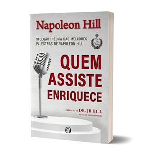 Livro Quem Assiste Enriquece - Hill - Citadel